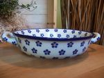Bowl / dish with handle, Ø 20cm, 5cm, Trad.3, BSN 1555