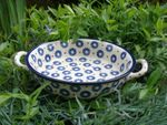 Bowl / dish with handle, Ø 20 cm, ↑ 5 cm, Tradition 39, BSN s-485