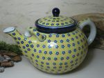 Teapot (3000 ml) - Tradition 20 - BSN 7698 polish pottery