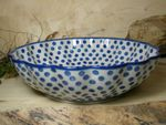 Bowl with rippled side, Ø 27,5 cm, 7,5 cm high, Tradition 24 - BSN 7918 Picture 1