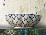 Bowl with rippled side, Ø 27,5 cm, 7,5 cm high, Tradition 25 - BSN 7017 Picture 1