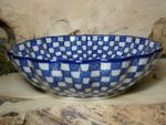 Bowl with rippled side, Ø 27,5 cm, 7,5 cm high, Tradition 27 - BSN 7915