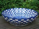 Bowl with rippled side, Ø 27,5 cm, 7,5 cm high, Tradition 27 - BSN 7915 Picture 2