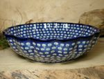 Bowl with rippled side, Ø 27,5 cm, 7,5 cm high, Tradition 4 - BSN 7927