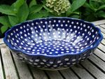 Bowl with rippled side, Ø 27,5 cm, 7,5 cm high, Tradition 5 - BSN 7633 Picture 2