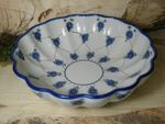 Bowl with rippled side, Ø 27,5 cm, 7,5 cm high, Tradition 8 - BSN 7925 Picture 2
