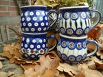 4 mugs, 500 ml, 11 cm, Tradition - BSN A20 Picture 1