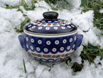 4 soup pot with lid, 16 x 12 x 9 cm, BSN m-4218 Picture 7