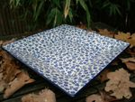 Serving platter, 25 x 25 x 3 cm, Tradition 12, BSN 7471 Picture 1