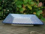 Serving platter, 25 x 25 x 3 cm, Tradition 2, BSN 7481 Picture 1