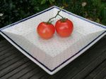 Serving platter, 25 x 25 x 3 cm, Tradition 26, BSN 7465 Picture 4