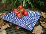Serving platter, 25 x 25 x 3 cm, Tradition 4, BSN 7479 Picture 2