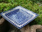 Serving platter, 25 x 25 x 3 cm, Tradition 6, BSN 7477 Picture 1
