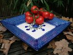 Serving platter, 25 x 25 x 3 cm, Tradition 9, BSN 7474 Picture 2