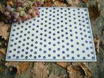 Chopping board, 40 cm x 28.5 cm, Tradition 3 - polish pottery - BSN 15305