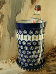 Seau isotherme pour bouteilles, ca. 21 cm haut, Tradition 10, polonaise poterie - BSN 5151