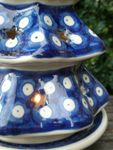 Wind light christmas tree - Tradition 5 - polish pottery - BSN 1778 Picture 2