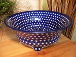 Bowl -Ø 31 cm - high 12 cm - polish pottery - Tradition 5- BSN 1806