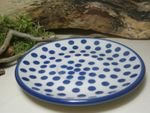 6 original saucers, polish pottery - BSN 10531 Picture 5