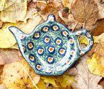 Teabagholder, 12x8,5 cm, tradition 1, BSN m-662