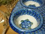 Baking tin with 6 troughs polish pottery - Tradition 9 -On : 6163 Picture 2