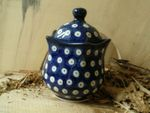 Tin 300 ml - 13 cm high polish pottery -Tradition 5- BSN 5209