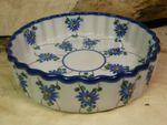 Bowl / oven dish, Ø 16cm, 4cm, Trad. 8 - BSN 8409