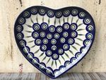 Plate with shape of heart, 23 x 22 cm, Tradition 10 - BSN 4856