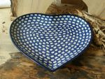 Plate with shape of heart, 23 x 22 cm, Tradition 4 - BSN 4855