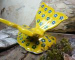 Butterfly 10,5 x 10 cm- high 7 cm - Tradition 20 - BSN 21264