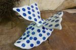 Butterfly 10,5 x 10 cm- high 7 cm - Tradition 24 - BSN 21267
