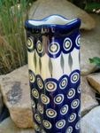 Vase, 33-34 cm high, Tradition 10 - polish pottery - BSN 15127 Picture 3