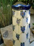 Vase, 33-34 cm high, Tradition 8 - polish pottery - BSN 15125 Picture 3
