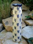 Vase, 33-34 cm high, Tradition 8 - polish pottery - BSN 15125 Picture 2