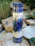 Vase, 33-34 cm haut, pièce unique 2 - polonaise poterie - BSN 15145 Image 2
