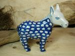 Pony, 13 x 13 x 5 cm, Tradition 4 - polish pottery - BSN 21281