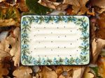 Soap dish-square, 12 x 8 cm, tradition 7, BSN m-950