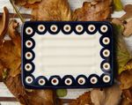 Soap dish-square, 12 x 8 cm, tradition 10, BSN m-946