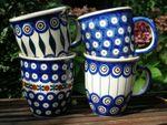 4 mugs, 2. ch., 300 ml, 10 cm, Trad. - BSN 62305 Picture 3