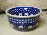 Bowl, 2. choice, Ø 8 cm, height 4 cm, Tradition 58 - polish pottery - BSN 60964 Picture 1
