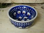 Bowl, 2. choice, Ø 8 cm, height 4 cm, Tradition 58 - polish pottery - BSN 60964 Picture 2