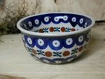 Bowl, 2. choice, Ø 11 cm, height 6 cm, Tradition 6 - polish pottery - BSN 61008 Picture 2