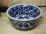 Bowl, 2. choice, Ø 11 cm, height 6 cm, Tradition 62 - polish pottery - BSN 61023 Picture 1