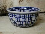 Bowl, 2. choice, Ø 11 cm, height 6 cm, Tradition 64 - polish pottery - BSN 61025 Picture 1