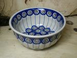 Bowl, 2. choice, Ø 14 cm, height 6,5 cm, Tradition 13 - polish pottery - BSN 60845 Picture 1