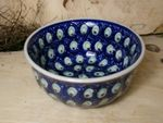 Bowl, 2. choice, Ø 14 cm, height 6,5 cm, Tradition 59 - polish pottery - BSN 60855 Picture 1