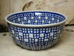 Bowl, 2. choice, Ø 14 cm, height 6,5 cm, Tradition 64 - polish pottery - BSN 60860 Picture 1