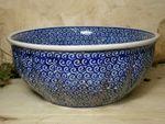 Bol, 2. choix, Ø 24 cm, hauteur 10 cm, Tradition 63 - polonaise poterie - BSN 60354 001