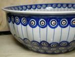 Bowl, 2. choice, Ø 29 cm, height 11 cm, Tradition 13 - polish pottery - BSN 60285 Picture 2