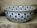 Bowl, 2. choice, Ø 29 cm, height 11 cm, Tradition 50 - polish pottery - BSN 60286 Picture 1